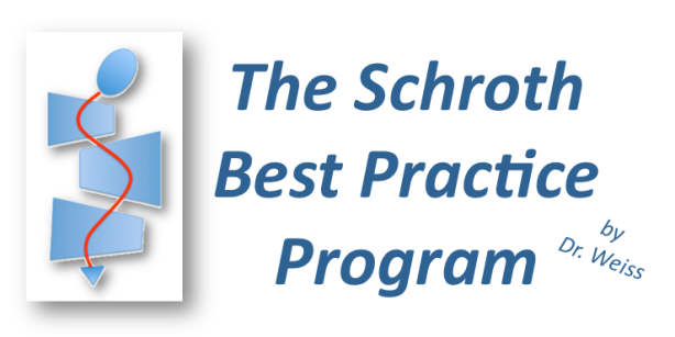 The Schroth Best Practice program is the recent development of the original program provided by the Grandson of Katharina Schroth.