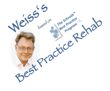 Weiss's BP Rehab